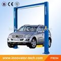 sblocco manuale i negozi di auto per auto sollevamento con 4000kg capacità