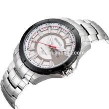 2015 hot sale 5ATM champion watches steel quartz For Man
