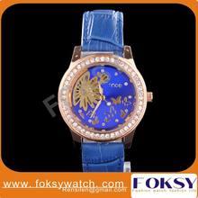 MCE New Dress fashion clock style Mechanical Men women watch/automatic watches lady 01-0060271