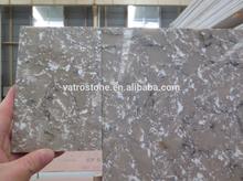 Vatro Quartz NQ21 Good Quality Dark Brown Engineered Artifical Quartz Stone/Slab/Tile/Countertop