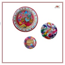 Wholesale OEM ODM professional cute round paper dish
