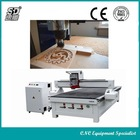 China new machine model and manufacture supply SD-1325(1300*2500*200mm) vacuum bed cnc router