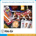 laminação de embalagens de alimentos material de filme china fornecedor