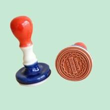 Colorful Custom Handmade High Quality Clear Stamp