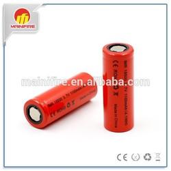 18500 Li-ion Best Price Rechargeable Batteries IMR18500 1100mAh 15amp 18500 Mod Battery