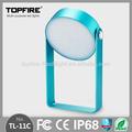 Wunderbare design ip68 120 Tage Standby zinke minus 40 Grad arbeiten wiederaufladbare led-lampe