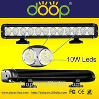 High lumen 120w aluminum housing led light bar,20inch led bar can light