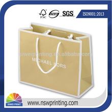 Paper Gift Bag Packaging Bag & Brown Paper Bag Manufacture Factory
