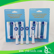 Professional Electric Toothbrush Heads 4 Soft Bristle Precision Clean