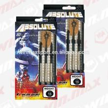Winmax 24G 80% Tungsten dart pins/tungsten carbide pins,aluminum medium darts shafts harrows dart stems throwing toy