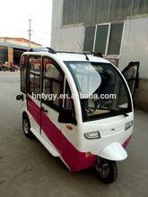 Mini electric tricycle car