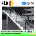 top vente clair escalier main courante inox fabricant