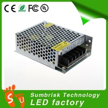 Factory wholesale AC DC 12v 60a power supply