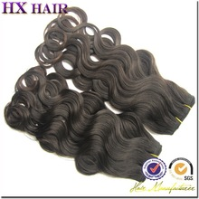 2015 New Style Natural Looking Virgin Thailand Hair Weave