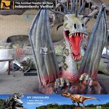 N-W-Y-579-Playground Dragon Life Size