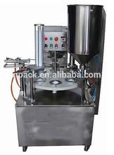 Automatic Yogurt cup filling and sealing machine