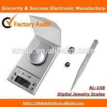Special design digital jewelry mini pocket scale