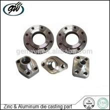 Custom aluminum /zinc alloy die cast auto spare parts