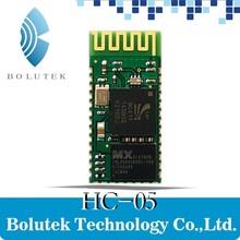 HC-05 master-slave 6pin JY-MCU anti-reverse, integrated Bluetooth serial pass-through module, wireless serial