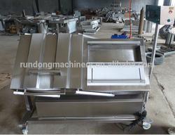 tilt adjustable vacuum packing machine/vacuum sealer for bags with liquid