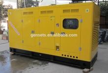 50Hz/60Hz 250Kva diesel generator price, powered by Cummins NT855-GA engine