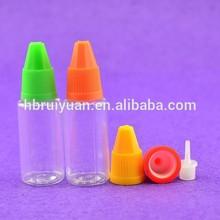 plastic pet bottle for essence oil 10ml bottle