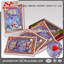 2015 Brand new design baby born greeting cards