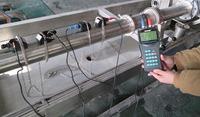 ultrasonic flow meter sensor