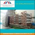 Aluminium feuille pour enduit couleur alliage d' emballage 1235 doux ou temper zéro de flexible fabricant d'emballages