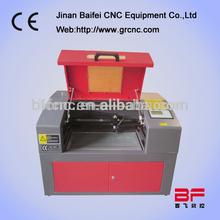 Mini laser engravering machine for glass