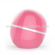 2015 newest natural lip balm essence ball shape lip balm