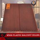 High Quality Wood Plastic Composite Exterior Decorative WPC Roof Tile