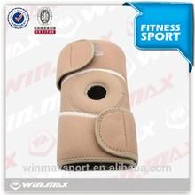 new product wholesale Toumaline nylon neoprene knee support as seen on tv
