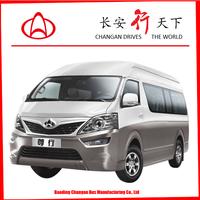 2015 New Changan hiace model mini bus for sale