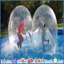 2015 hot sale PVC/TPU buy water walking ball