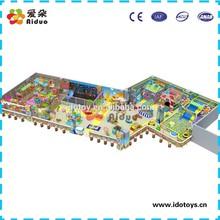 2015 New style kids playground price indoor Kids Playground with sand pit