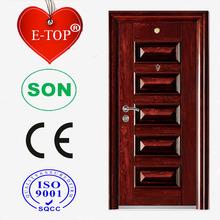 E-TOP DOOR TOP QUALITY Customized Korean Steel Door