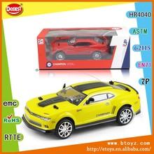 kids PVC remote controlled racing car ,1:16 plastic rc car kit