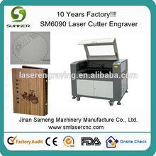 High Cutting Speed Rabbit 6090 Wooden Laser Engraving Machine
