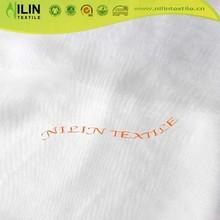 New style chiffon 100% polyester 100D fabric for women wedding dress