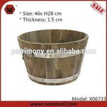 Classic Flower Pot/ zinc planters