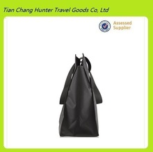 new style black travel bag,qualitied tote travel bag,waterproof handbags for traveling