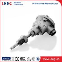 Factory supply temperature sensor adjustable