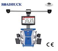 Top Sale 3D wheel alignment machine wheel clamp