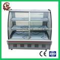 China-lieferanten Eistorte display gefrierschrank