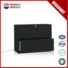 Luxury office furniture 2 drawer filing cabinet /metal cabinet