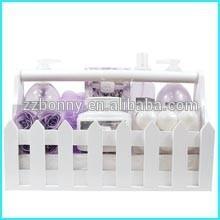 Lavender Garden body shop gift baskets