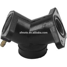 para yamaha virago xv250 la ingesta de hidratos de carbono de aire del carburador conjunta conector de arranque