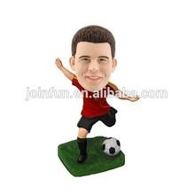 custom plastic miniature human figure,plastic miniature football figures,small plastic toy figures football player