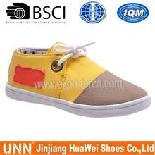 Latest Design Boy Shoes Colorful Comfortable Kids Canvas Shoes